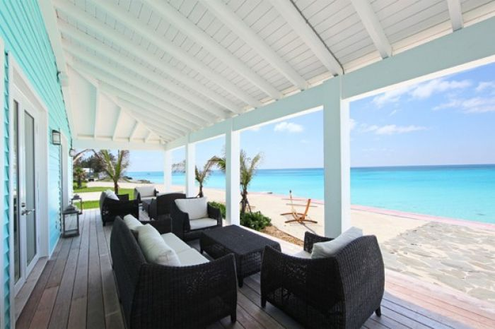 Bimini Bay Cottage Deck