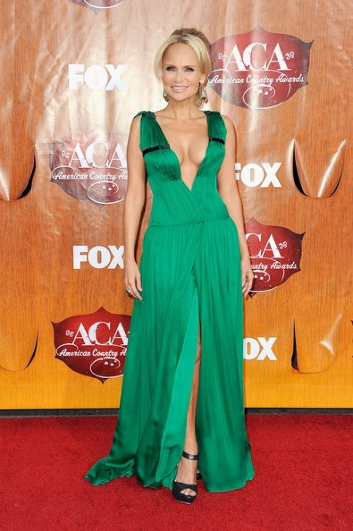 Kristin Chenoweth in Honor at the American Country Awards