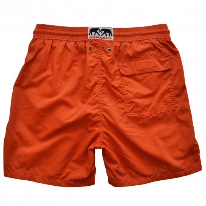 Coral Red_Love Brand& Co. trunks
