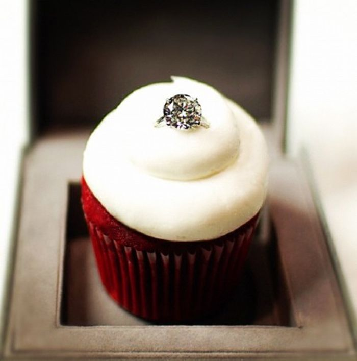 A $55,000 Red Velvet Cupcake created by Cupcakes Gourmet!