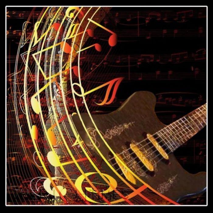 Midnight Opulence Guitar