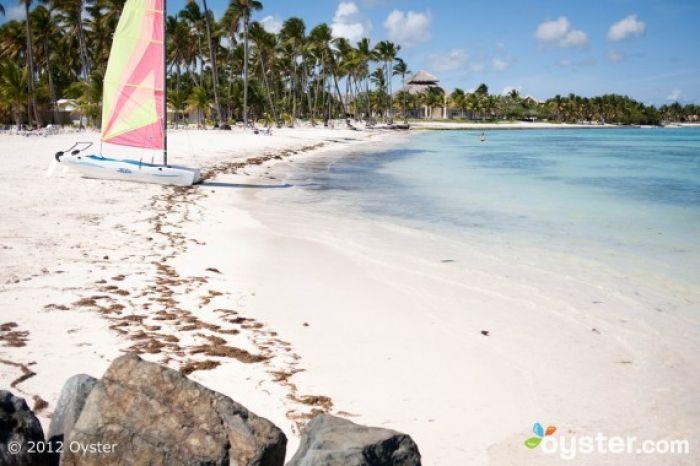 Beach at Punta Cana Resort Club, D.R.