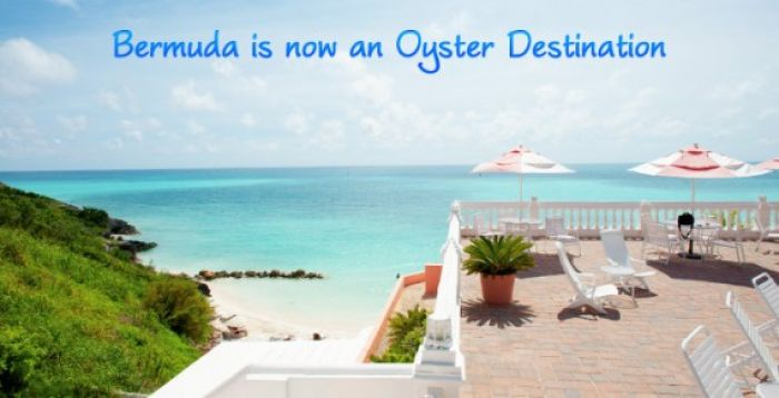 Oyster.com now featuring Bermuda