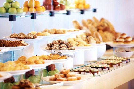 It's not your average breakfast buffet