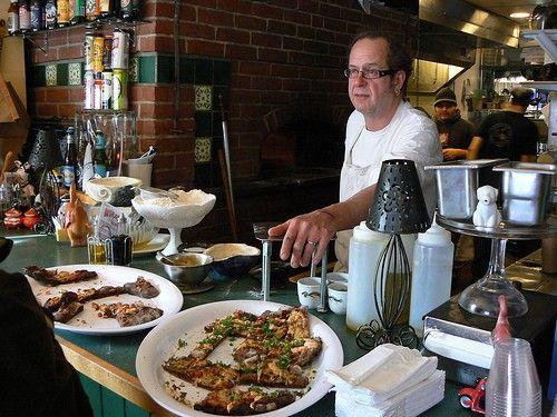 Chef Kerry Altiero Describes his Brick Oven Pizzas