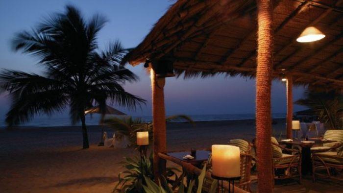 The Leela Goa Beach Dining