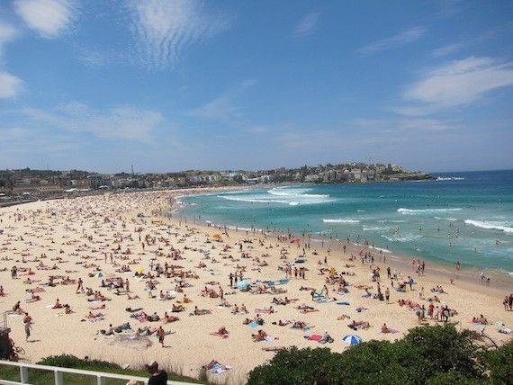 Bondi Beach: Sydney