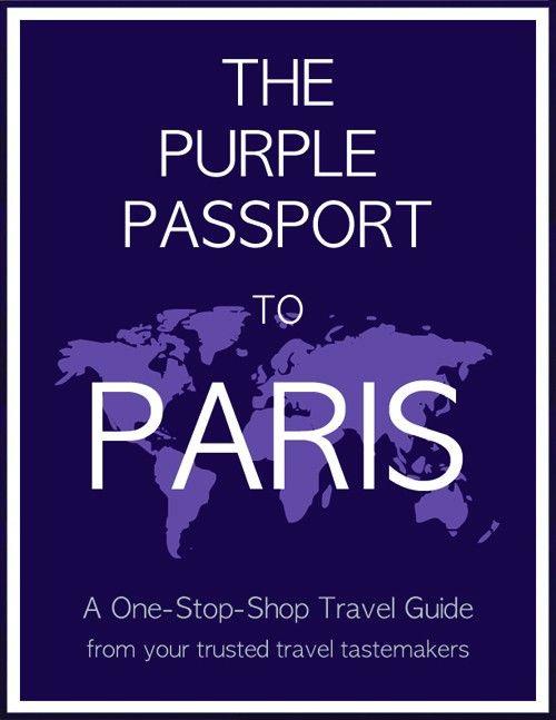 Paris eBook Cover