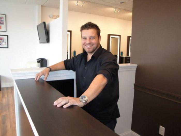 Anthony david salon offers natural yogurt hair coloring for A david anthony salon