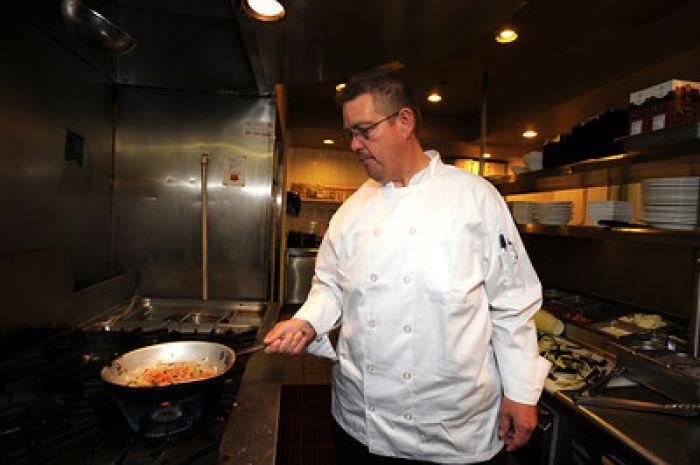Chef Scott Jenkins, Extra Virgin Arlington