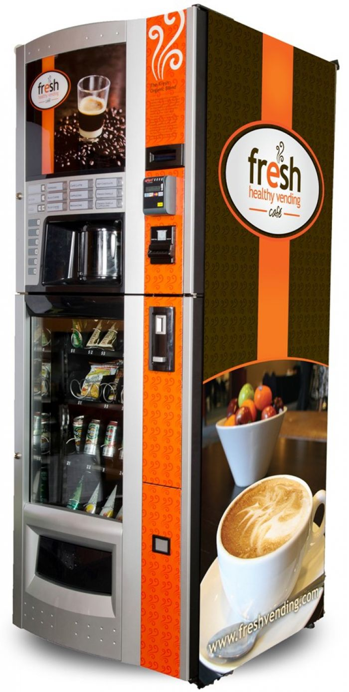 Fresh Healthy Vending Cafe