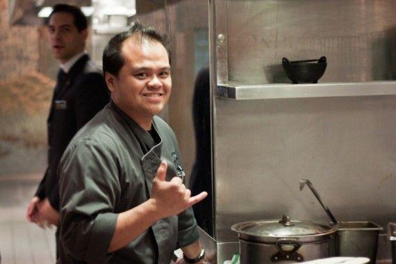 Chef Royden Ellamar