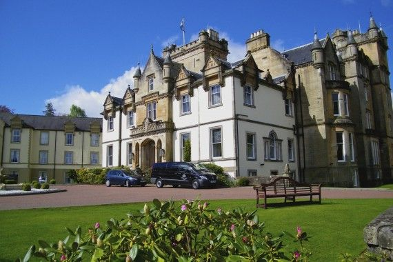 Scotland S Cameron House Grace And Elegance Beside Loch