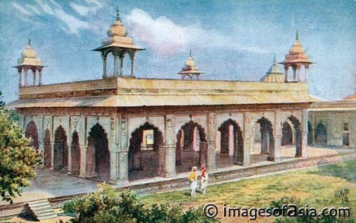 Khash Mahal, Agra