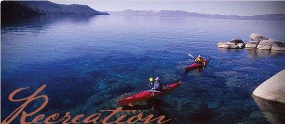 Kayaking-Resort at Squaw Creek