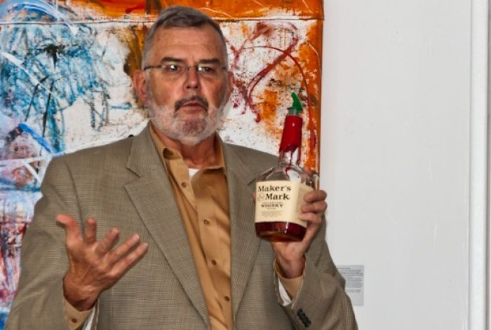 Whiskey Author Ray Pearson
