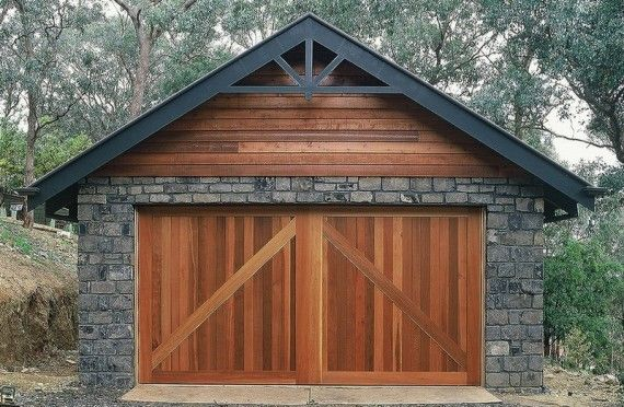 How To Choose The Right Rustic Garage Doors