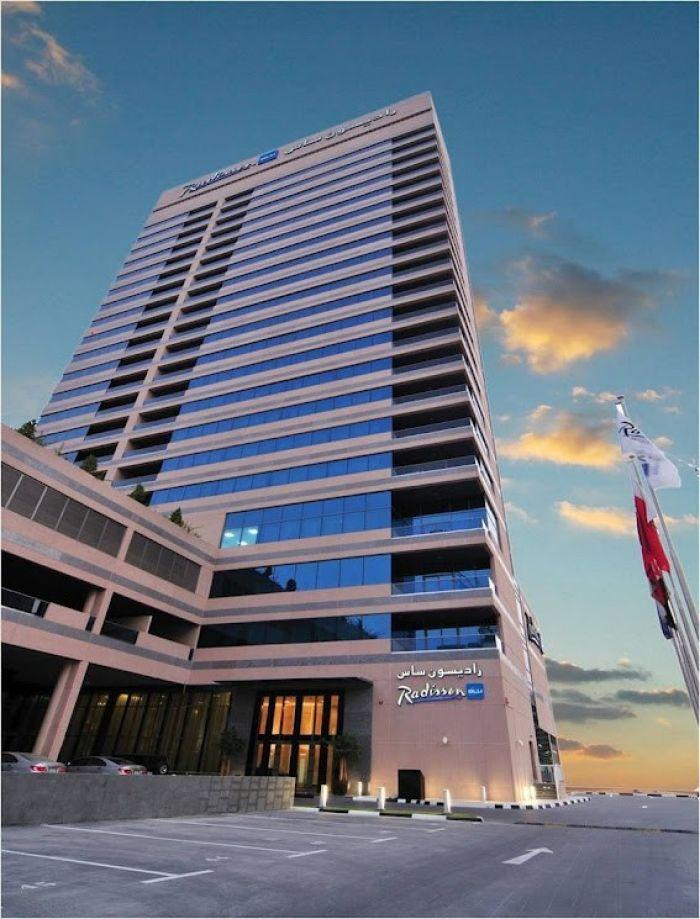 Radisson Blu Hotel Dubai Marina