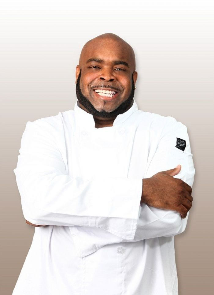 Shawn Davis, aka Chef Big Shake
