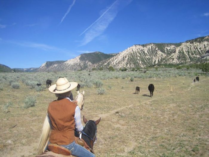 High Lonesome Ranch is now a place for wannabe cowboys as well