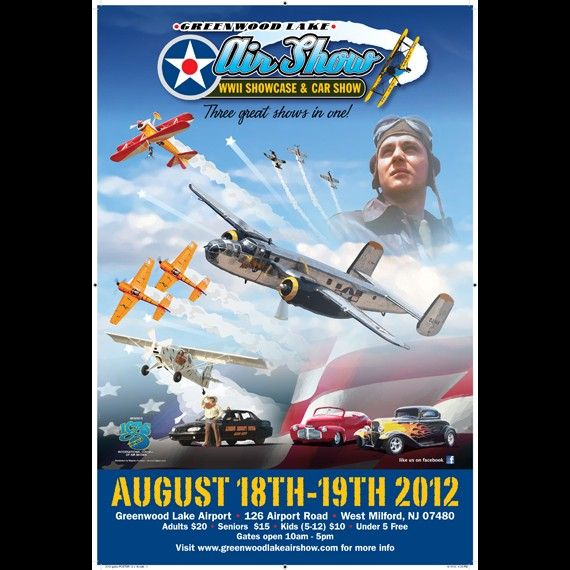 2012 Airshow Poster