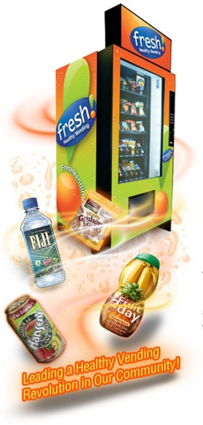 Fresh Healthy Vending