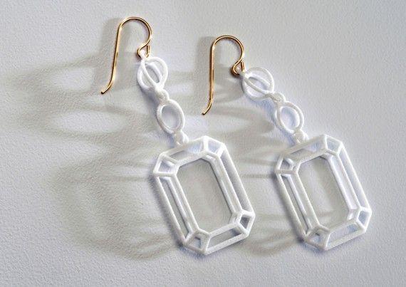 Future Victorian Emerald Earrings