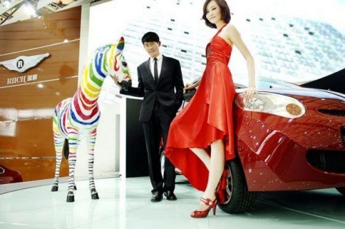 Shanghai Car Show