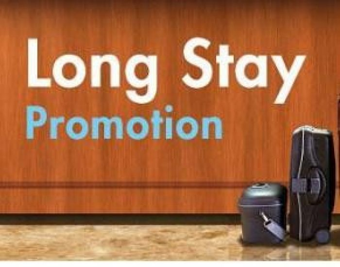 cambay log stay offer