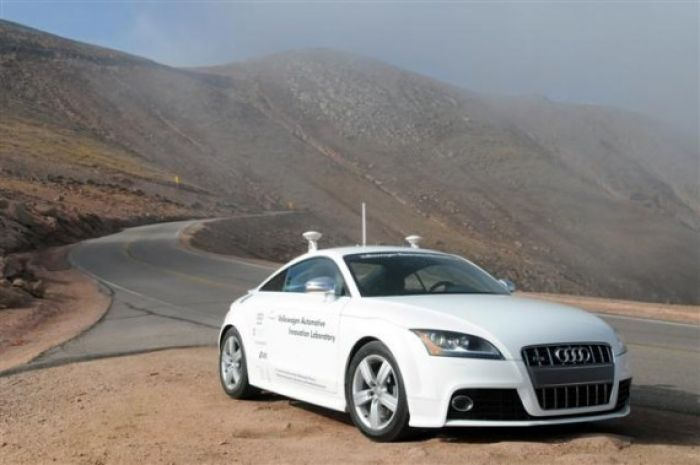 Autonomous Audi
