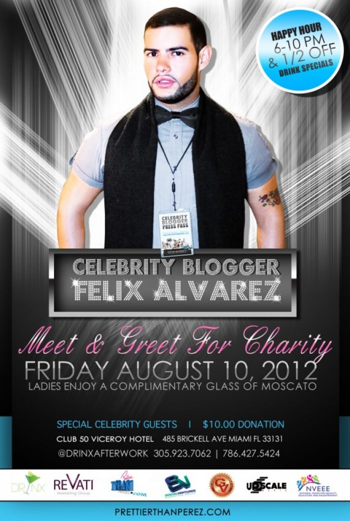 Meet & Greet for Charity