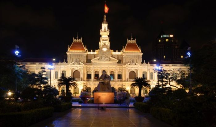 City Hall, Ho Chi Minh City , Vietnam