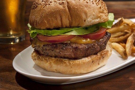 Thunder Burger - Grass-fed Kobe