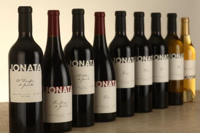 Jonata bottle family