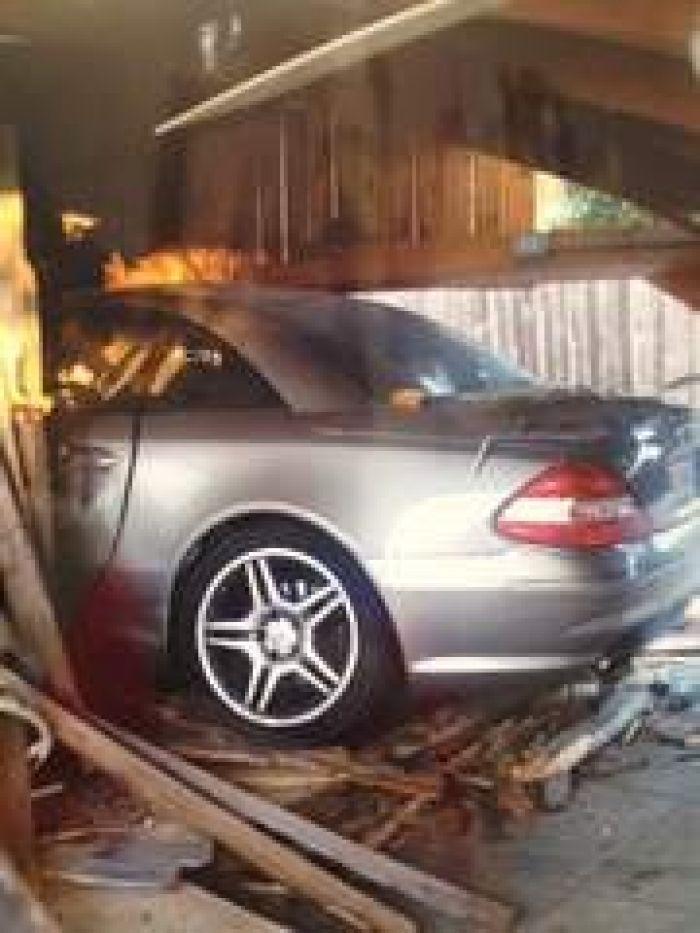 Luxury Car Crime Spree