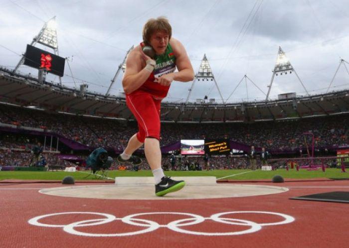 Nadzeya Ostapchuk of Belarus Caught Doping