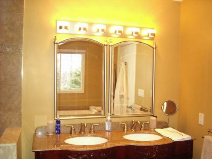 Vanity Lighting On your Bathroom