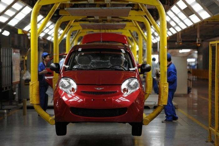 Chery Automobile Plant