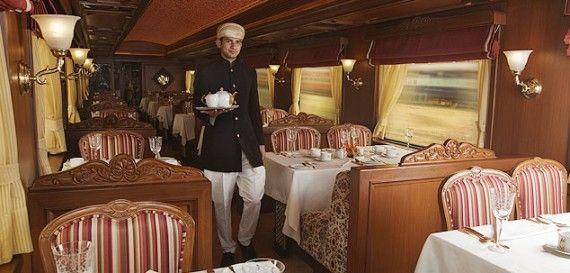 Rang Mahal Restaurant, maharajas' Express