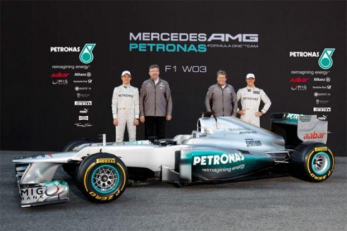 Mercedes Racing