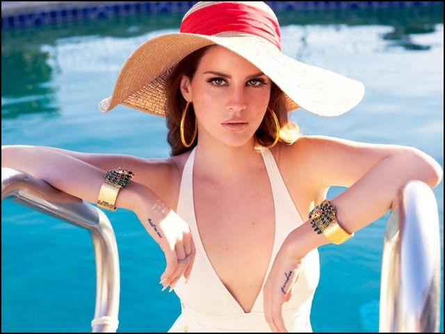 Lana Del Rey for Jaguar