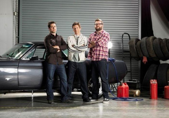 Cast of Top Gear