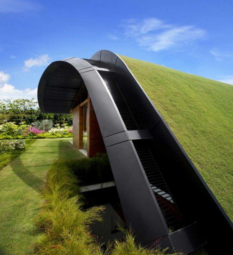 Sky Garden House Roof