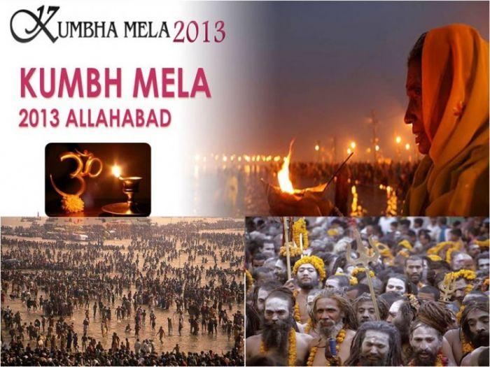 Kumbh Mela Allahabad 2013
