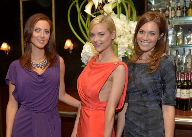 Mandy Moore, Jaime King, and Eva Amurri Celebrate Clos du Bois