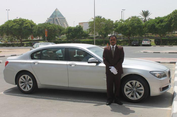 Chaffeur Drive Limousine Service