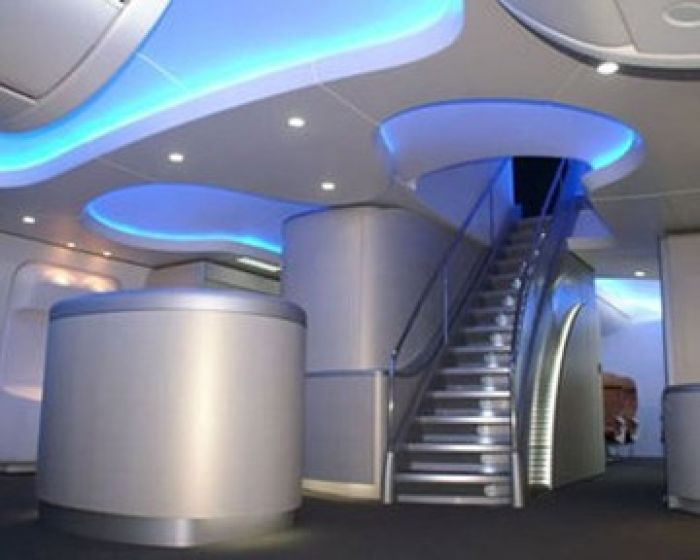 Dreamliner 787 Interior