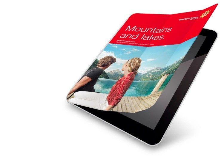 MySwitzerland iPad App