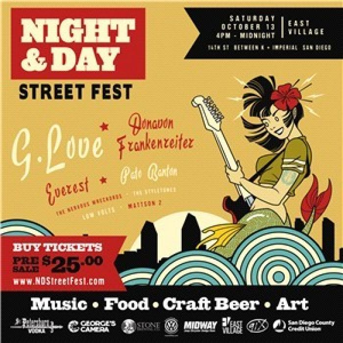 Night & Day Street Fest