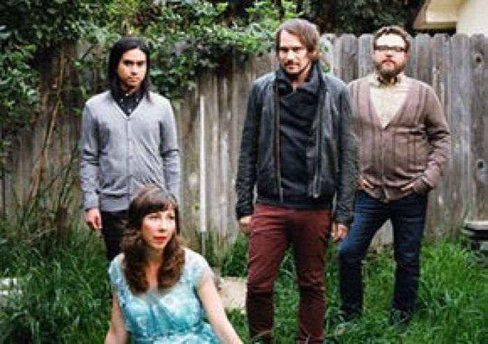 Silversun Pickups Band Photo